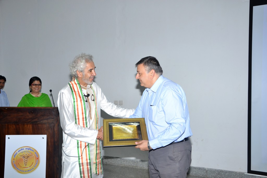 Prof. Sanjeev Misra, Director and CEO at AIIMS Jodhpur