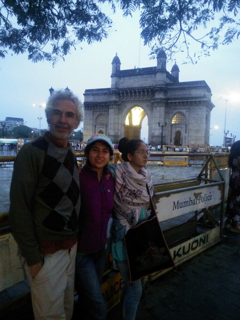 The Mumbai Gateway to India