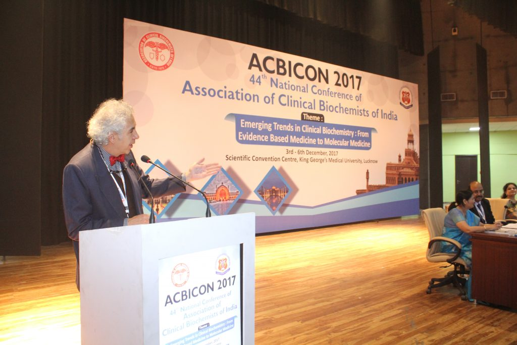 ACBICON opening ceremony speech by Prof. Dr. Gustavo Zubieta-Calleja